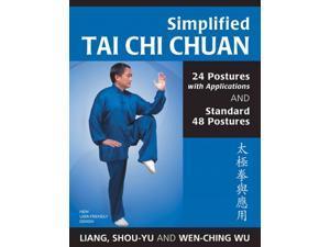 Simplified Tai Chi Chuan 2 Revised Liang, Shou-Yu/ Wen-Ching, Wu