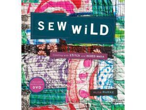 Sew Wild PAP/DVD Burke, Alisa