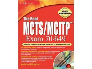 The Real MCTS/MCITP Exam 70-649 Upgrading Your MCSE on Windows Server 2003 to Windows Server 2008 Prep Kit PAP/CDR Piltzecker, Anthony