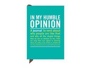 Humble Opinion JOU Knock Knock