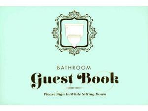 Bathroom Knock Knock