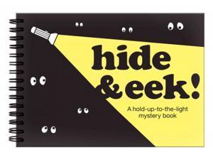 Hide & Eek Hat-trick Design