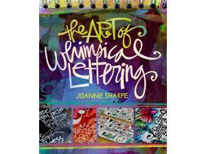 The Art of Whimsical Lettering Sharpe, Joanne