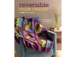 Reversible Color Crochet Reddig, Laurinda