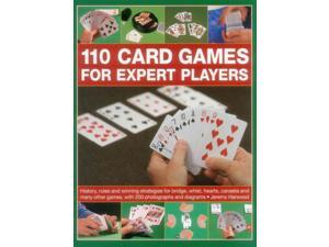 110 Card Games for Expert Players Harwood, Jeremy