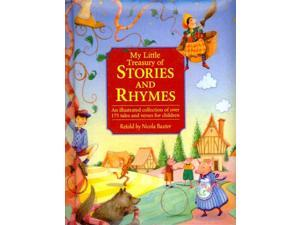 My Little Treasury of Stories and Rhymes ILL Baxter, Nicola (Retold By)