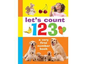 Let's Count 123 BRDBK Armadillo (Corporate Author)