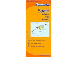 Michelin Spain 9 FOL MAP Michelin Travel & Lifestyle (Corporate Author)