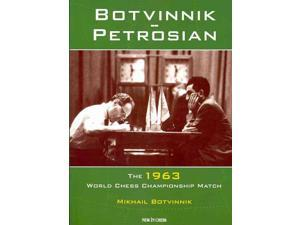 Botvinnik - Petrosian Botvinnik, Mikhail