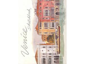 Venice Sketchbook Sketchbooks Reprint Moireau, Fabrice (Artist)/ Howard, Deborah (Introduction by)/ Sammartini, Tudy