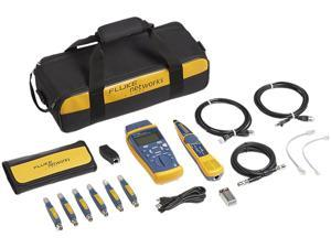 Fluke Networks CIQ-KIT CableIQ Network Cable Tester Kit with Tone Generator