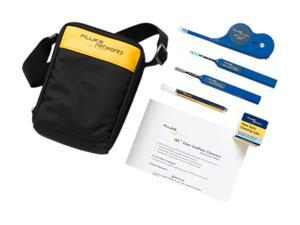 Fluke Networks NFC-KIT-CASE-E Fiber Optic Cleaning Kit