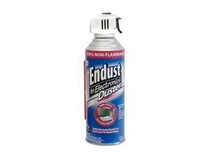 Endust 255050 10 oz Air Duster with Bitterant