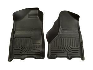 Husky Liners Weatherbeater Series Front & 2Nd Seat Floor Liners 98901 2012-2015  Toyota Camry