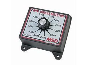 MSD Ignition Selector Switch