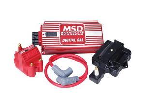 MSD Ignition 85001 Super HEI Kit II Multiple Spark Ignition Control Kit