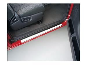 Putco Custom Fit Door Sill Protector