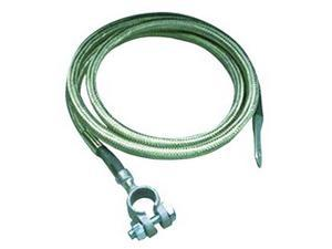 Taylor 20034 Stainless Braided Diamondback Shielded Battery Cable