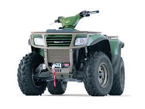 Warn 63801 ATV Winch Mounting System
