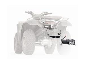 Warn ATV Winch Mounting System
