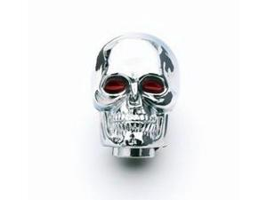 Mr. Gasket Chrome Plated Skull Shifter Knob