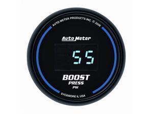 Auto Meter Cobalt Digital Boost Gauge