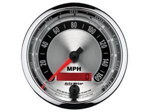 Auto Meter American Muscle Speedometer