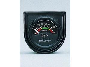 Auto Meter Autogage Electric Oil Pressure Gauge