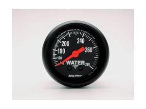 Auto Meter Z-Series Mechanical Water Temperature Gauge