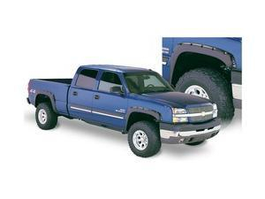 Bushwacker Pocket Style Fender Flares Set