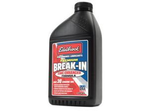 Edelbrock High Performance Premium Break In Oil
