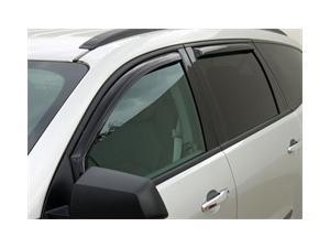 EGR 570031 SlimLine In-Channel WindowVisors Smoke Set of 4
