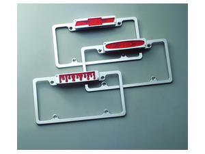 All Sales 94000LPP License Plate Frames