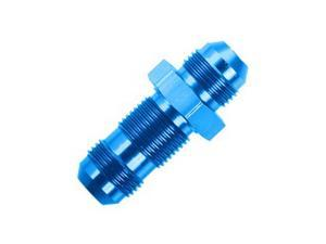 Professional Products Powerflow Straight Flare Bulkhead Fitting