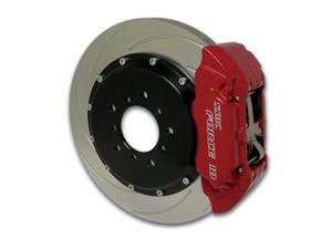 SSBC Performance Brakes Extreme 4-Piston Disc Brake Kit