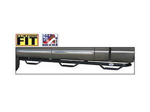 N-Fab T0498CC-6 Nerf Step Bar Wheel To Wheel