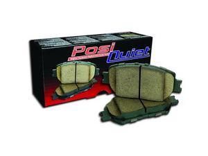 Centric-Power Slot 106.09630 Disc Brake Pad