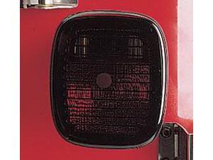 Rugged Ridge 11354.01 Tail Light Covers, Smoke, 76-06 Jeep CJ And Wrangler