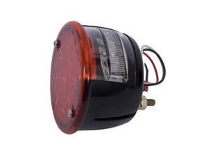 Rugged Ridge 12403.81 LED Tail Light Assembly, Left Side, 46-75 Willys And Jeep CJ Models