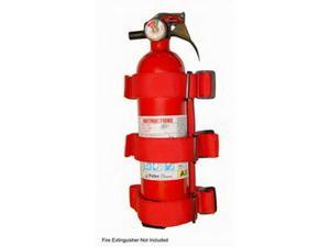 Rugged Ridge 13305.20 Fire Extinguisher Holder
