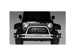 Rugged Ridge 11563.10 Front Tube Bumper