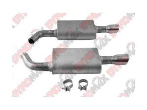 Dynomax 39502 Dynomax 39502 Exhaust System Kit - Ultra Flo Welded Dual