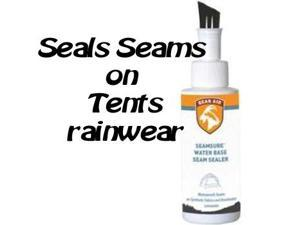 Seam Sure 2oz water based seam sealer.