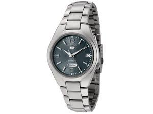 Men's Seiko 5 Automatic Slate Green Dial Stainless Steel