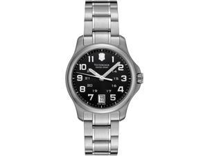 Swiss Army Women's Alliance Black Dial Stainless Steel