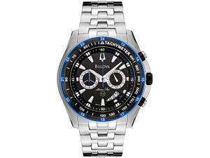 Bulova Marine Star Men's Quartz Watch 98B120