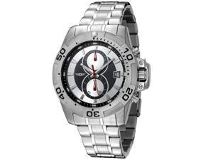 I By Invicta 41699-001 Men's Chronograph Stainless Steel Two-Tone Dial Watch