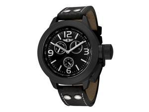 I By Invicta 70113-003 Men's Black Dial Black Stainless Steel Watch
