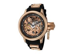Invicta 1090 Men's Russian Diver Mechanical 18k Rose Gold Plated Watch