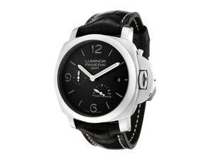 Panerai Luminor 1950 Black Dial Automatic Mens Watch PAM00321